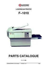 Kyocera F−1010