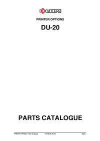 Kyocera DU-20