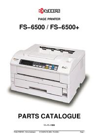 Kyocera FS−6500+