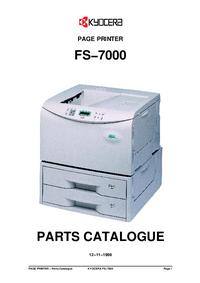 Kyocera FS−7000