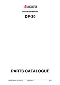 Kyocera DF-30