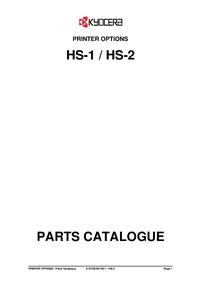 Kyocera HS-2
