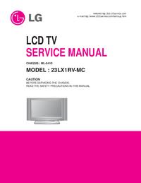 LG 23LX1RV-MC