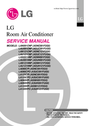LG LAN121CNP (ASNC121F2G0)