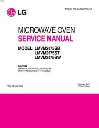 LG LMVM2075SW
