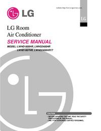 LG LWHD1800HR