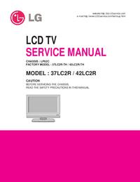 LG 42LC2R-TH