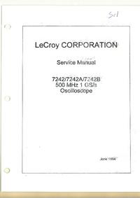 LeCroy 7242B