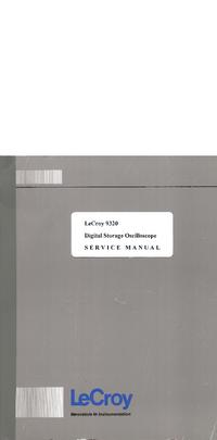 LeCroy 9320