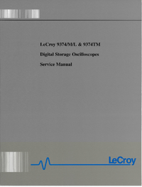 LeCroy 9374TM