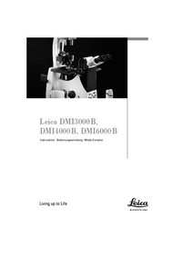 Leica DMI6000 B