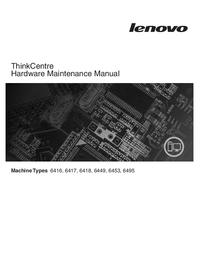 Lenovo ThinkCentre 6417