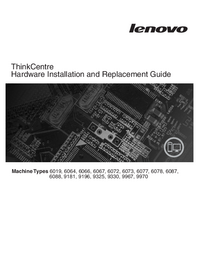 Lenovo ThinkCentre 9330