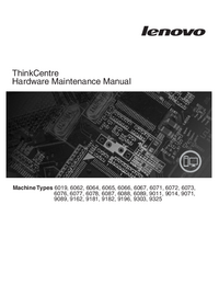 Lenovo ThinkCentre 6062