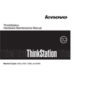 Lenovo ThinkStation 6483