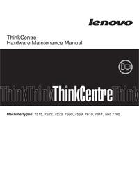 Lenovo ThinkCentre 7705