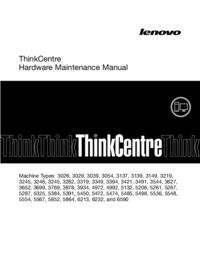 Lenovo ThinkCentre 3394