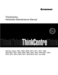 Lenovo ThinkCentre 0833