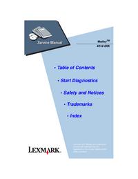 Lexmark Medley 4x