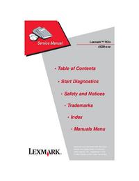 Lexmark T52x