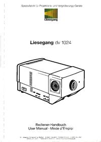 Liesegang DV 1024