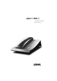 Loewe alphaTel 3000 DE