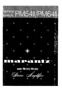 Marantz PM54II