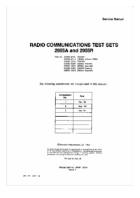 Marconi 2955R