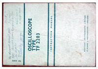 Marconi TF 2203