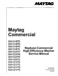 Maytag MAH21PS