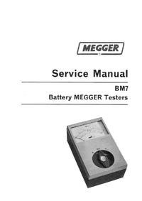 Megger BM7-500
