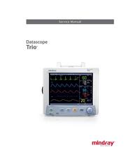 Mindray Datascope Trio