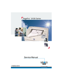 MinoltaQMS PagePro 9100 Series
