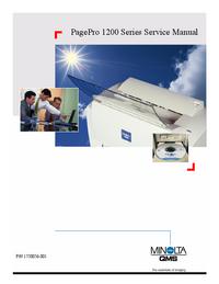 MinoltaQMS PagePro 1200 Series
