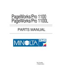 MinoltaQMS PageWorks/Pro 1100
