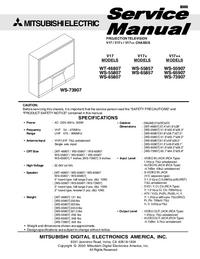 Mitsubishi WS-55807