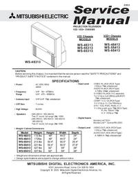 Mitsubishi WS-48313