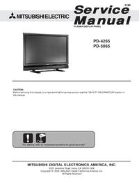 Mitsubishi PD-5065