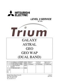 Mitsubishi Trium Geo