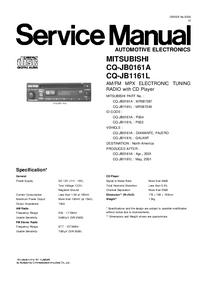 Mitsubishi MR587249