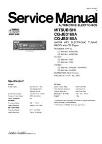 Mitsubishi MR587386