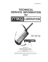 Moog Liberation 338BX