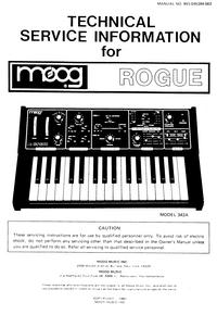 Moog Rogue 342A