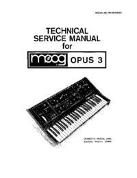 Moog OPUS 339A