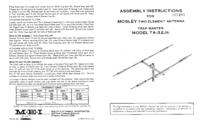 Mosley Trap Master TA-32Jr