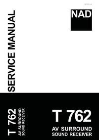 NAD T 762