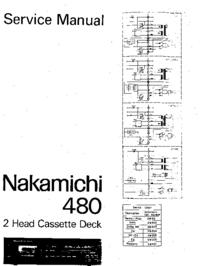 Nakamichi 480