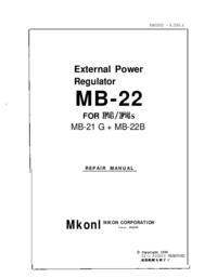 Nikon MB-22