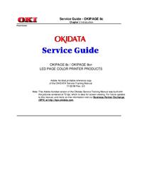 Okidata OKIPAGE 8c