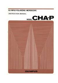 Olympus CHA-P